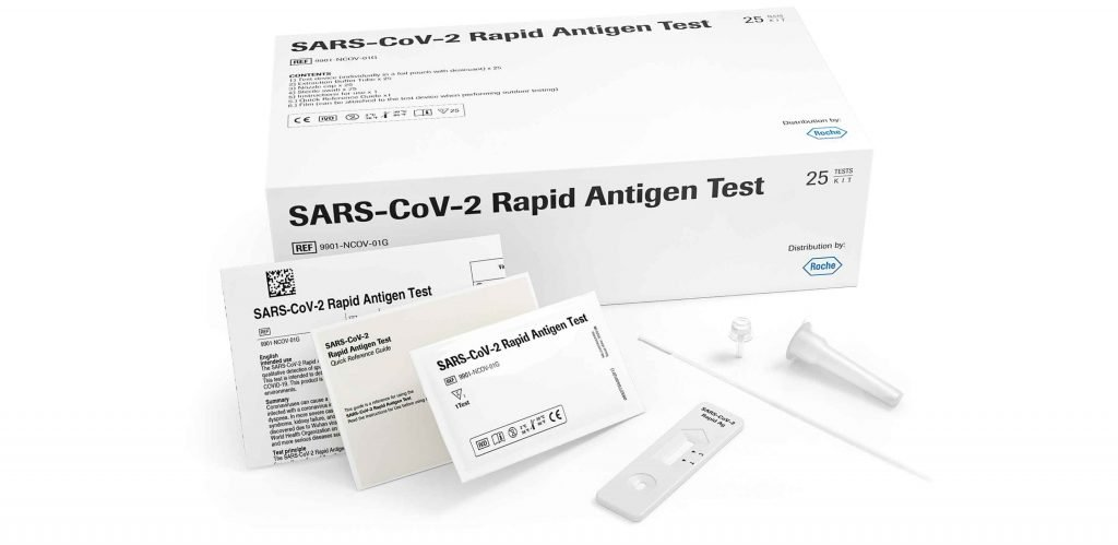 Roche SARS‑CoV‑2 Rapid Antigen Test