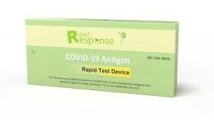 BTNX Rapid Response Antigen Test 5 pack